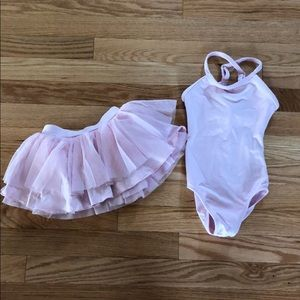 Ballet Size Small skirt and leotard